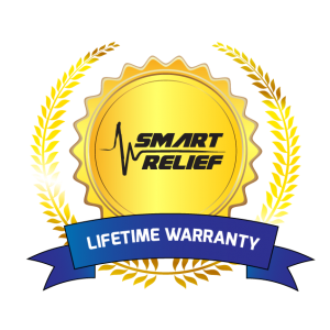 Smart Relief Lifetime Warranty Pack w/ 20 Large Pads-0