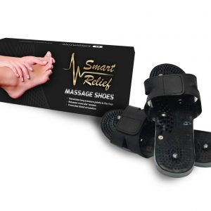 Smart Relief Acupressure TENS Massaging Sandals-0