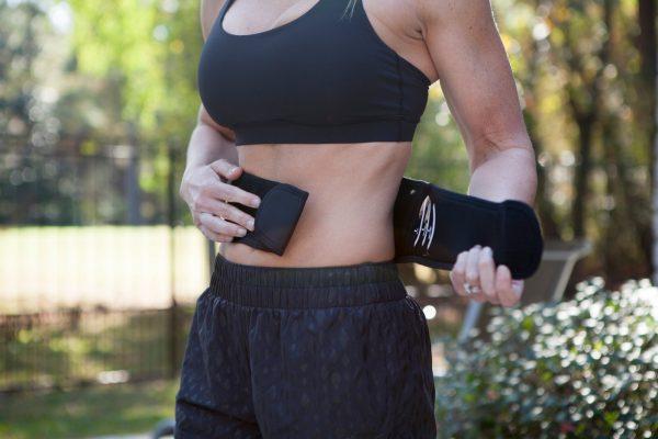 Smart Relief Ultimate 1020 TENS Unit & Massaging Belt Combo-448