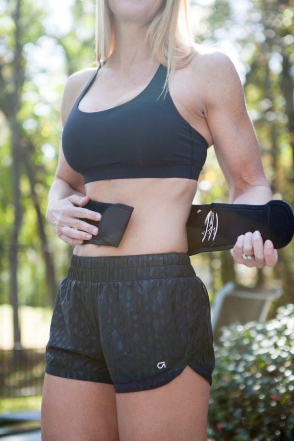 Smart Relief Ultimate 1020 TENS Unit & Massaging Belt Combo-449
