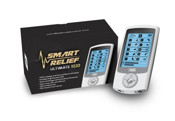 Smart Relief Ultimate 1020 TENS & EMS Pulse Massager-387