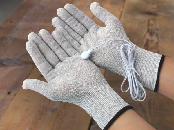 Smart Relief TENS/EMS Massaging Gloves-483